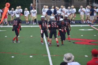Cardinal Ritter Freshman Football Open Up Season