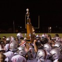 Trophy stays at Ritter