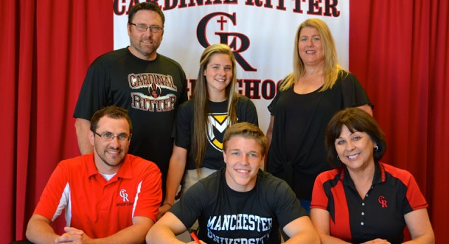Ethan Briggeman To Continue Career At Manchester