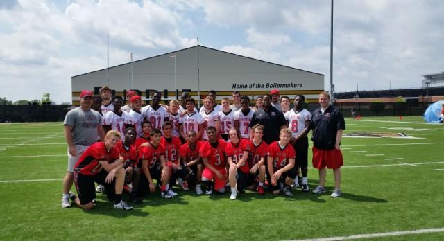 2015 Cardinal Ritter Football Begins
