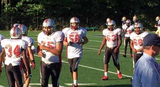 Freshmen Football Begin Season At Cathedral