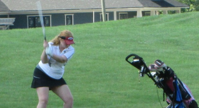 Lady Raiders Golf Competes vs Covenant Christian