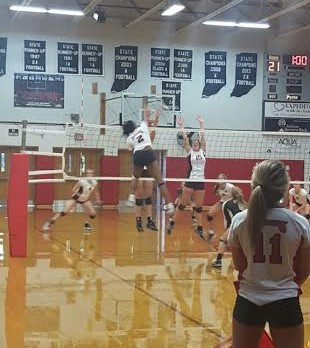 Varsity Volleyball Wins/JV Remains Undefeated