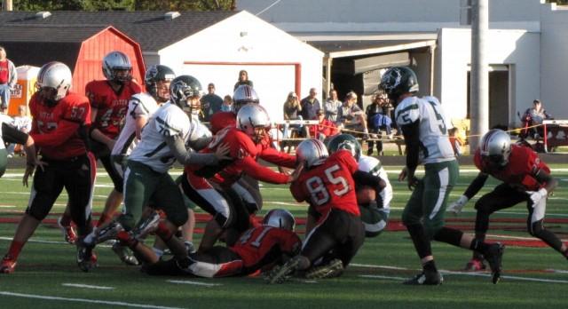 Freshman Finish Through Adversity