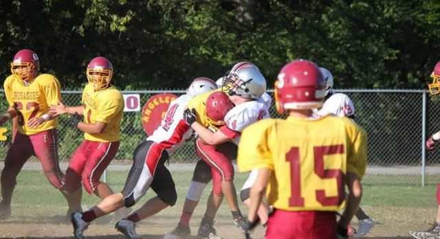 Defense Leads The Way For JV Raiders