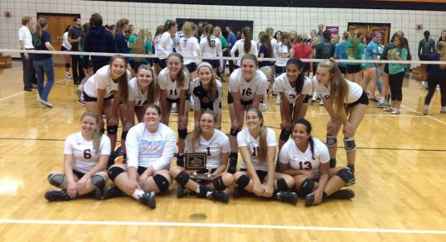 Lady Raiders Finish Second In City Tournament