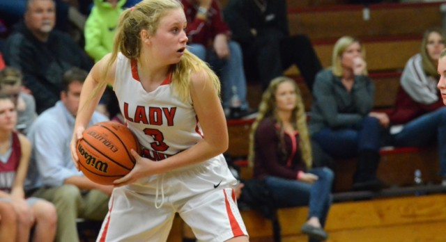 Girls Basketball Wins Conference Opener