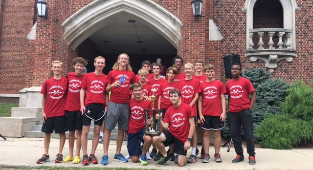 Boys Cross Country Wins Culver Invite While Girls Take 4th