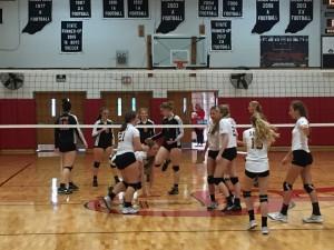 Volleyball JV Lutheran (2)