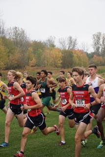 Cross Country Runners Advance To Semi-State