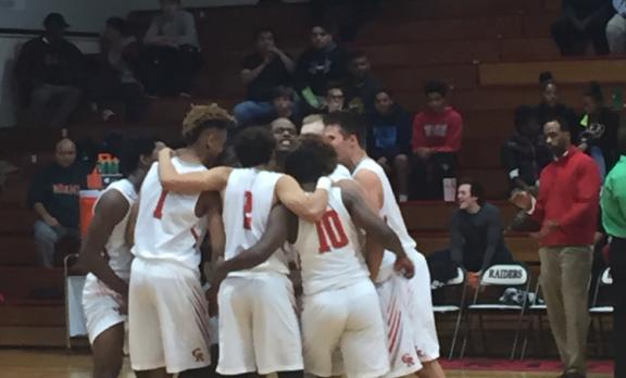 Boys Basketball Falls Short In Season Opener