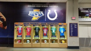 2016 Completed Display IHSAA Football State Champions
