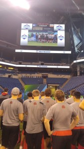 Colts NFL Combine