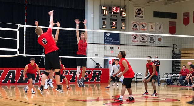 Volleyball Goes To Regional Final