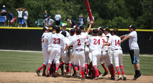 #3 Baseball In State Final At Victory Field