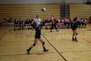 Volleyball Vs. Roncalli (1)