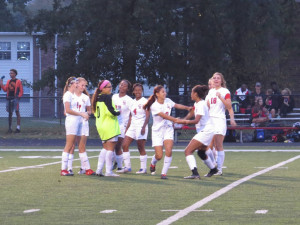 Girls Soccer Sectionals (2)