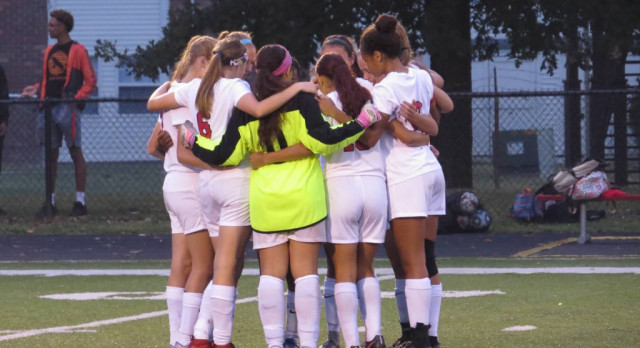 Girls Soccer Season Ends At Sectional Final