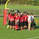 MS Football vs. Oakridge