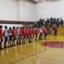 Middle School Boys Basketball & Cheer