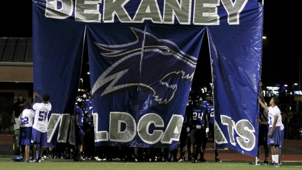 Dekaney loses to Woodlands 14-24