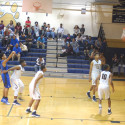 Dekaney Wildcats vs. Nimitz Cougars @ Nimitz High School, 1/17/17