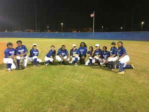 Varsity Wildcat Softball