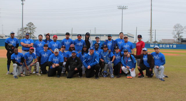 DEKANEY BASEBALL ALUMNI GAME 2017