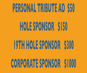 Golf Tournament Banner Side 3