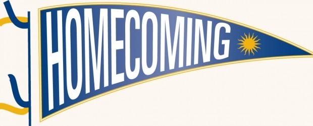 Homecoming Week Schedule