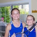 Girls Tennis Senior Night 2016