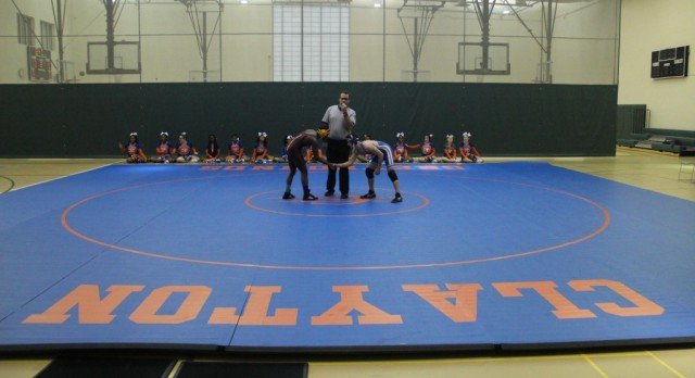 Wrestling WINS at Home