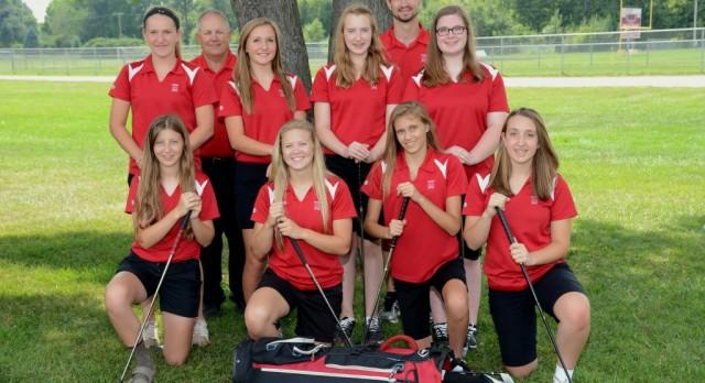 Golf Practice starts Wednesday August 10