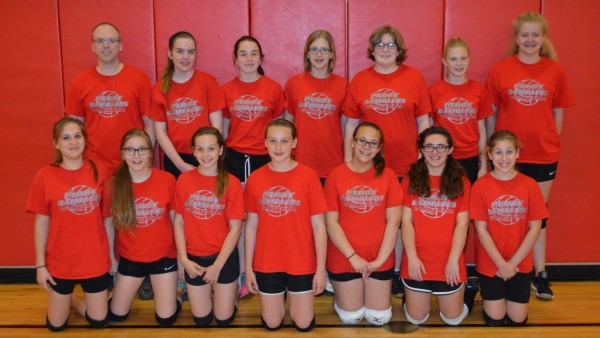 7th/8th Volleyball