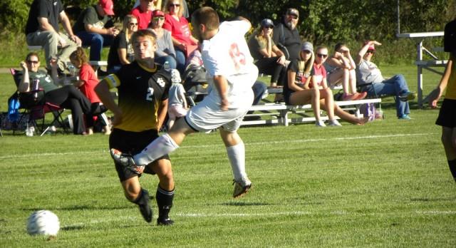 Varsity Soccer Home Mon 9-19 vs Olivet