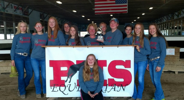 Equestrian Team Champions