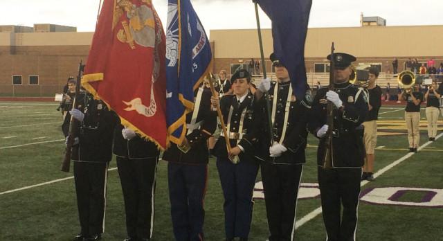 Football Honors our Veterans Fri Oct 6