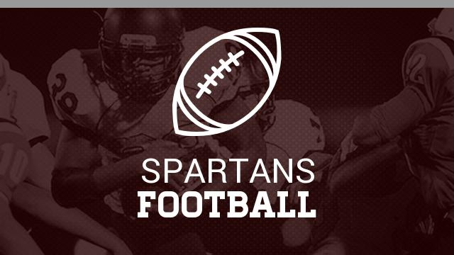 Spartan Football Players Koby Adu-Poku, Donovan Turney, and Travis Koontz Selected To Play In Recent All-Star Football Game