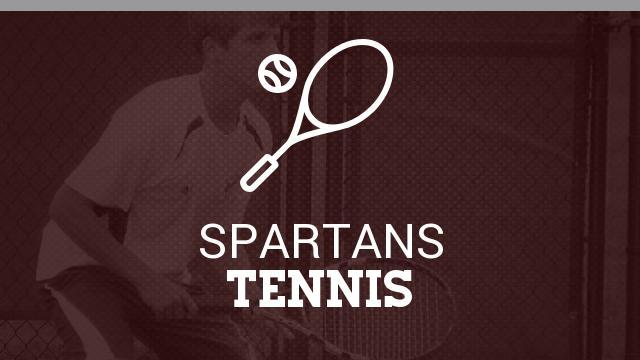 Justin Olsen Earns 1st Team AAC Honors, Peyton Curtis and Stephen Stanko Earn 2nd Team Honors in Tennis