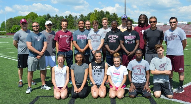 Boys and Girls Track Qualifiers Do Well At Regional Meet