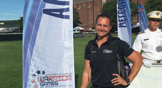 Adriane Blewitt Wilson Selected To Coach Army Throwers at Warrior Games This Week