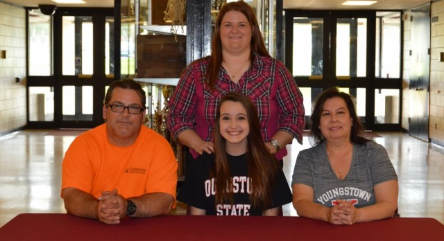 Alexis Grim Will Continue Her Academic and Bowling Career At Youngstown State University
