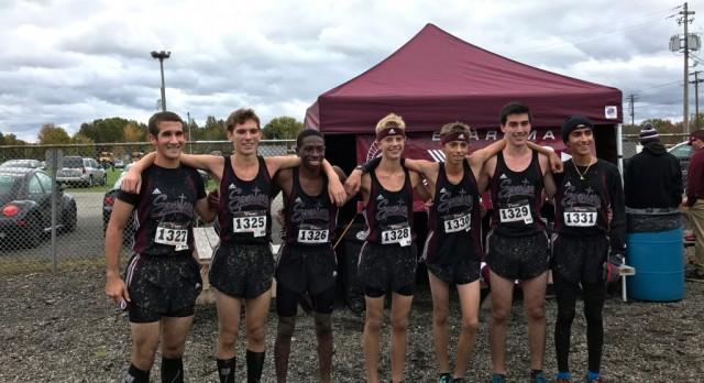 Boardman Boys Cross Country Team Qualifies To The OHSAA Regional Meet