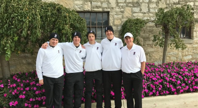 Boys Varsity Golf Team Places 6th At OHSAA State Tournament, Terlesky Earns 2nd Team All-State Honors