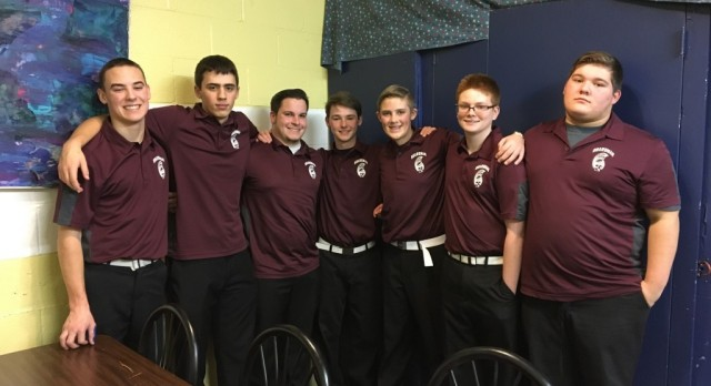 Boys Varsity Bowling Team 5-0 and Undefeated In League Play