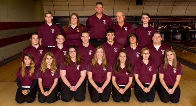 Boys Varsity Bowling Team Wins OHSAA Sectionals, Qualifies to Districts This Weekend