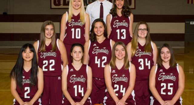 Boardman Glenwood 8th Grade Girls White Team Plays Warren Tonight In AAC Championship