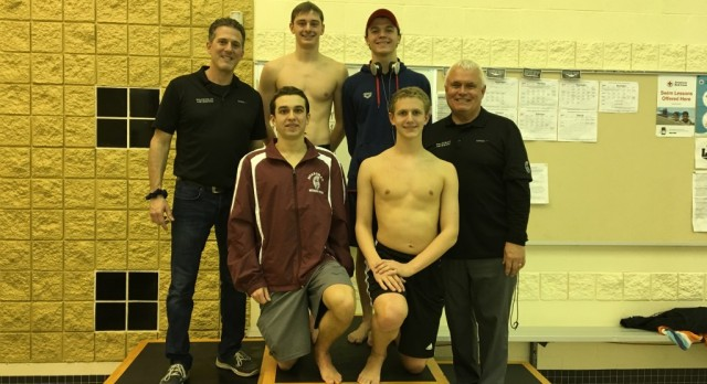 Spartan Swimmers Qualify Two Relays and Five Individual Events to the OHSAA Division I State Meet