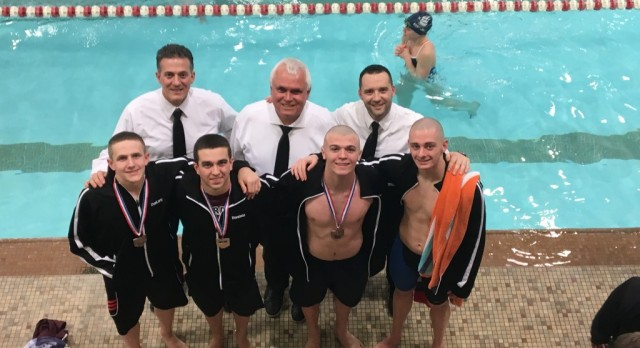 400 Free Relay Team Places 8th For First-Team All-Ohio Honors, 200 Free Relay Also Earns All-Ohio Honors In Consolation Round