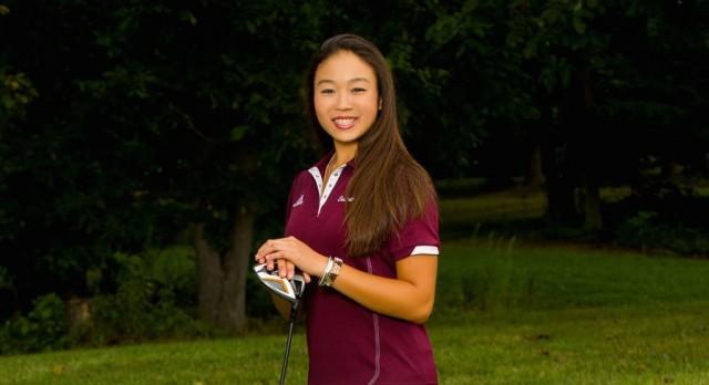 Senior Jacinta Pikunas Named Vindicator Athlete of the Year in Girls Golf